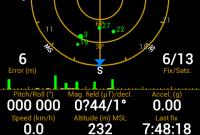 GPS Status Lenovo A316i