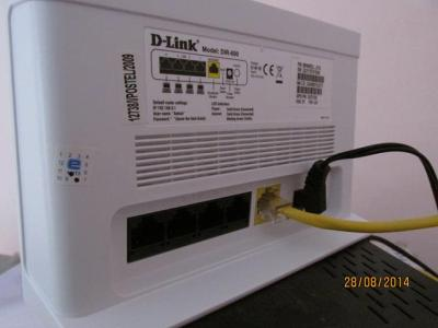Wireless Router D-Link N150 DIR-600 (4)