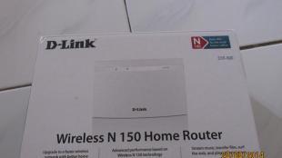 D-Link N 150 DIR-600 Wireless Router Tanpa Antena - Wireless Router D Link N150 DIR 600 5