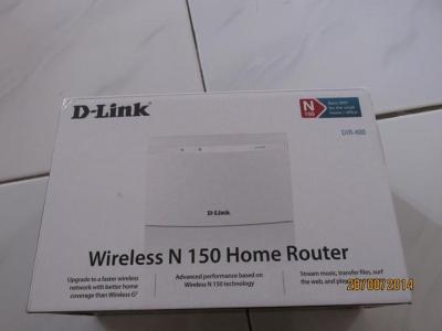 Wireless Router D-Link N150 DIR-600 (5)