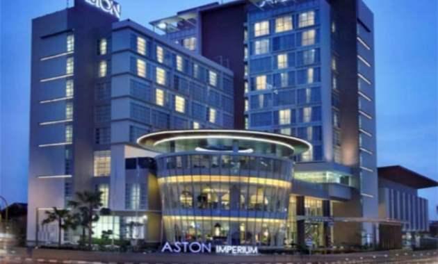 Rekomendasi Hotel di Purwokerto dari Bintang 5 Hingga Kelas Melati - Aston Imperium