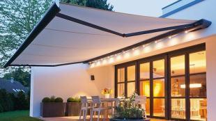 Berbagai Jenis Canopy Kain yang Dapat Dipilih untuk Café dan Rumah - Canopy Kain