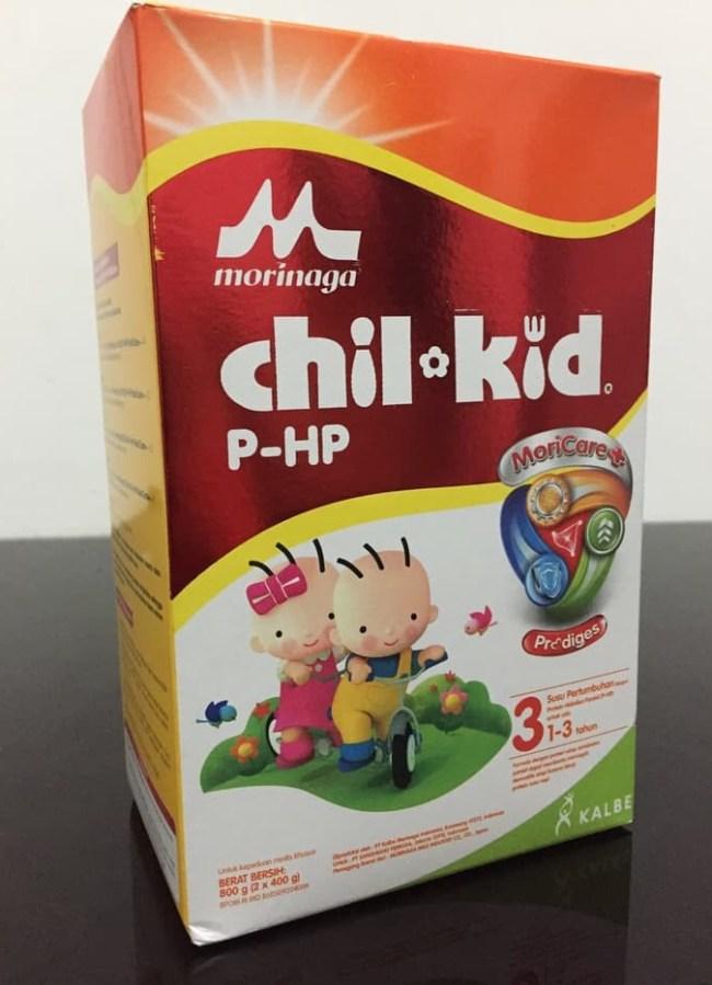 4 Keunggulan Susu Chil Kid P-HP - Chil Kid P HP