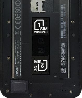 Dual SIM 3G dan LTE 4G