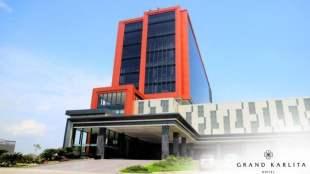 Review Hotel Grand Karlita Purwokerto - Eksterior Hotel Grand Karlita Purwokerto