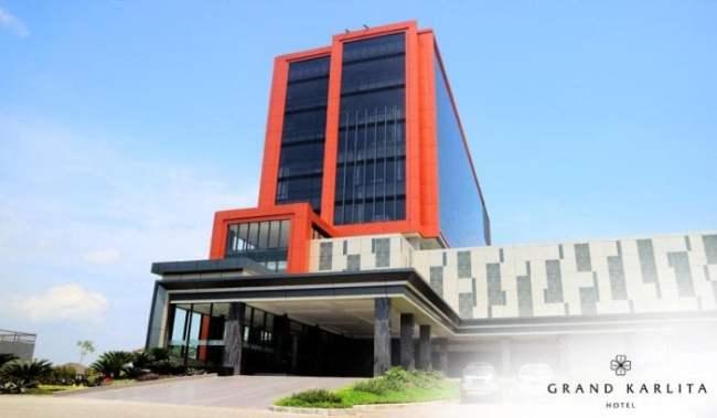 Eksterior Hotel Grand Karlita Purwokerto
