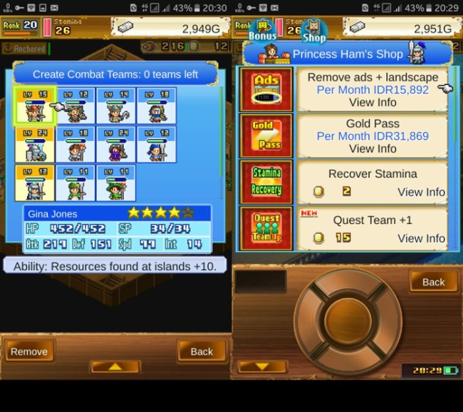 Game Bajak Laut Gratis Android