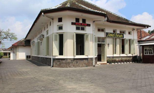 Rekomendasi Hotel di Purwokerto dari Bintang 5 Hingga Kelas Melati - Hotel Besar Purwokerto