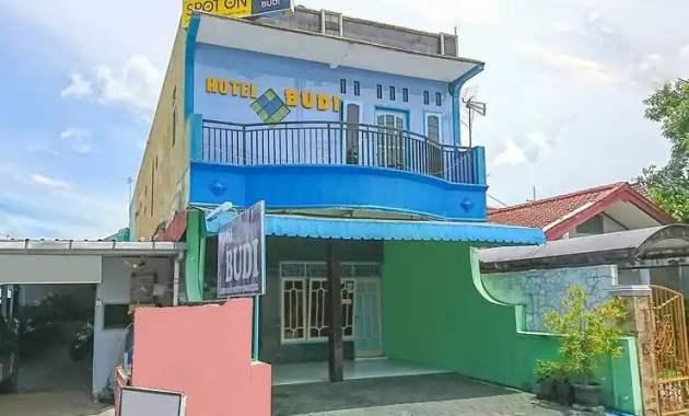 Rekomendasi Hotel di Purwokerto dari Bintang 5 Hingga Kelas Melati - Hotel Budi