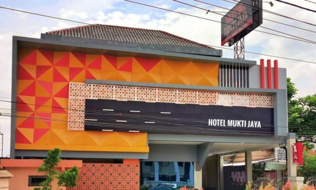 Rekomendasi Hotel di Purwokerto dari Bintang 5 Hingga Kelas Melati - Hotel Mukti Jaya
