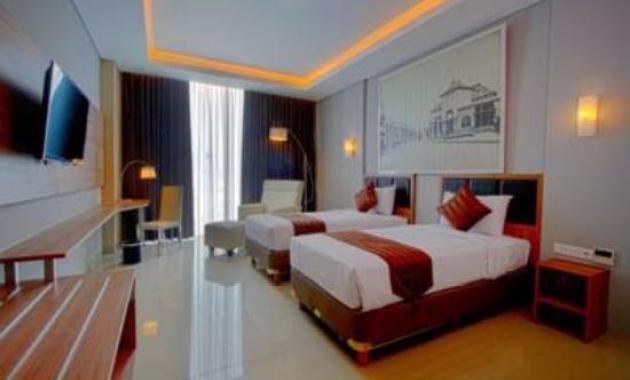 Berikut Daftar 5 Hotel Terpopuler Paling Diminati Di Jakarta - Hotel Pasar Baru