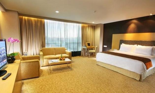 Berikut Daftar 5 Hotel Terpopuler Paling Diminati Di Jakarta - Hotel Swiss Belinn Kemayoran