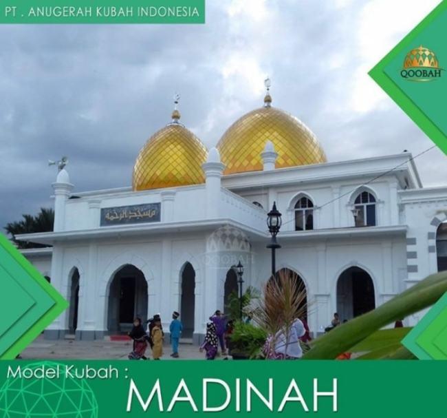 Jangan Asal Pilih! Berikut Tips Memilih Jasa Jual Kubah Masjid - Jual Kubah
