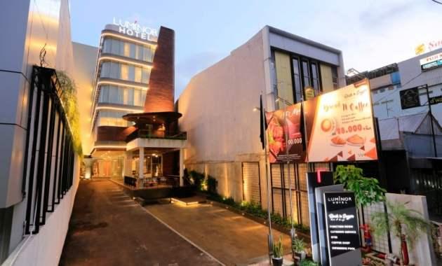 Rekomendasi Hotel di Purwokerto dari Bintang 5 Hingga Kelas Melati - Luminor Hotel