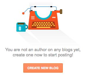 Cara Hemat dan Mudah Membuat Blog untuk Pemula #1 - Membuat Blog Baru di Blogger
