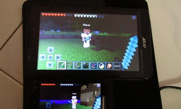 Minecraft PE Multiplayer