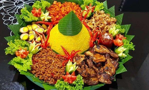 Banyak Variasinya, Kenapa Tidak Pesan Nasi Tumpeng di BSD Saja? - Nasi Tumpeng Jakarta Pusat