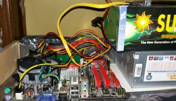 PC Rakitan Intel Core2Duo Tanpa Casing