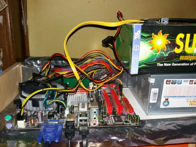 Akhirnya Bisa Upgrade PC Lagi! Ganti SSD dan Tambah VGA Card - PC Rakitan Intel Core2Duo Tanpa Casing