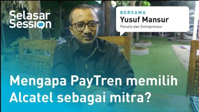 Kerja Sama PT Veritra Sentosa Internasional dengan Alcatel-Lucent Enterprise - Paytren4