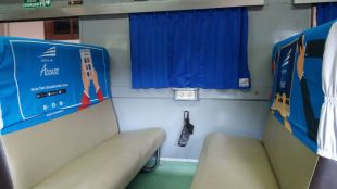 Tip Bepergian Jauh dengan Kereta Bersama Balita - Perbedaan Kereta Pasundan Logawa