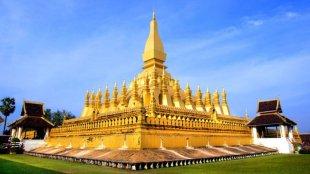 4 Tempat Wisata di Laos Yang Unik - Pha That Luang