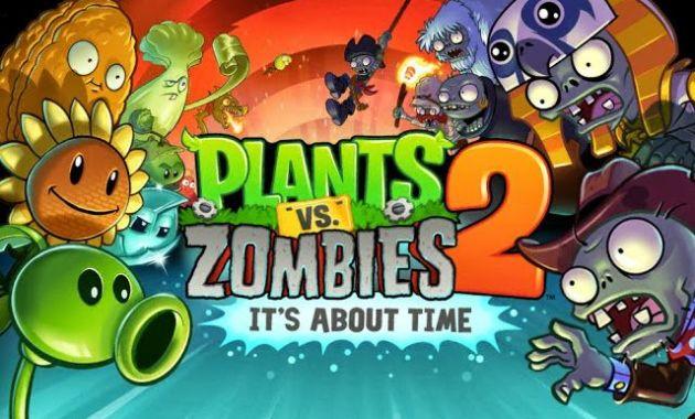 Biar Gak Bosan di Rumah Aja, Yuk Coba 7 Game Android Seru Ini! - Plant vs Zombies 2