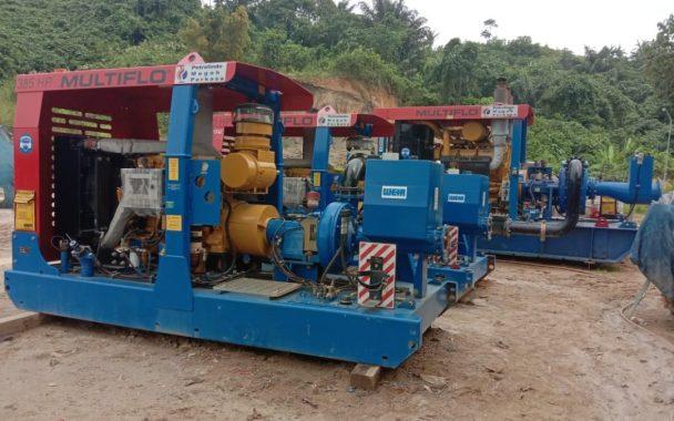Memanfaatkan Pompa untuk Tambang yang Lebih Baik - Pompa Air Tambang