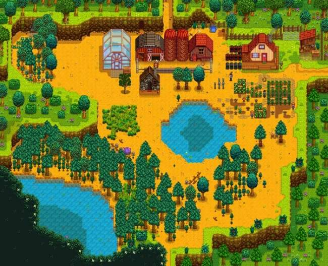Review Game Stardew Valley, Mirip Harvest Moon tapi Bebas - Review Game Stardew Valley macOS