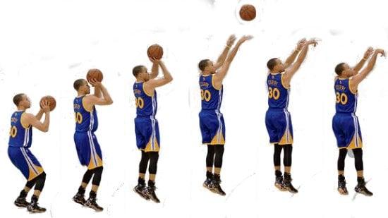 5 Teknik Dasar Bola Basket yang Harus Dikuasai - Shooting