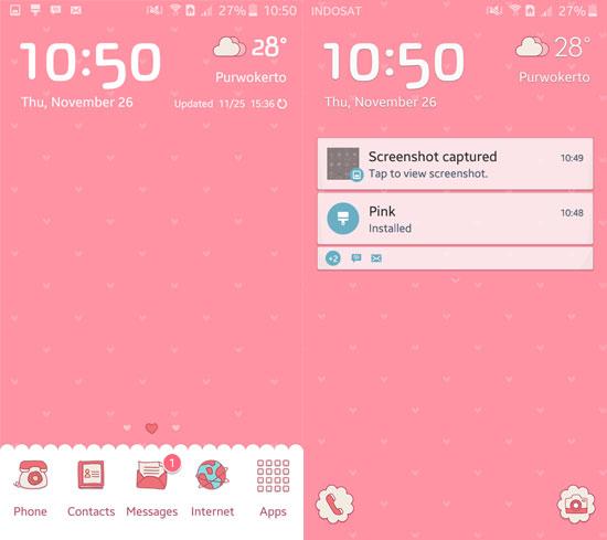 Tampilan-theme-warna-pink-samsung