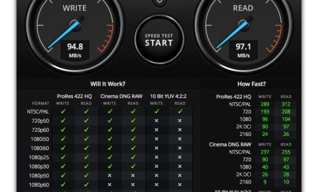 Tes Kecepatan SSHD di MacBook Pro 13 Mid-2010