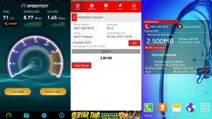 Review: Koneksi 4G LTE Advanced Smartfren - Tes Koneksi 4G Smartfren Purwokerto