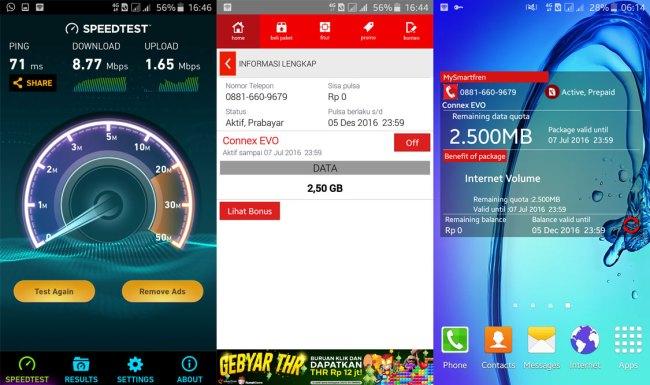 Tes-Koneksi-4G-Smartfren-Purwokerto