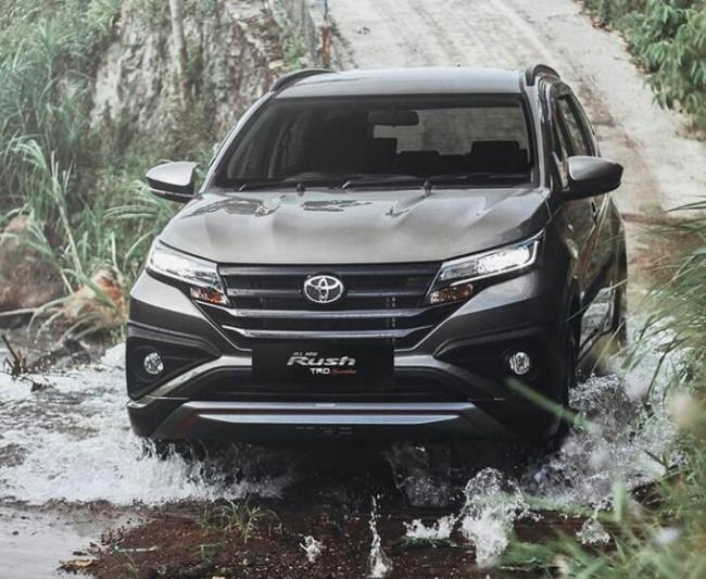 Promo Toyota Rush
