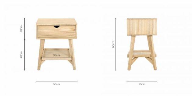 Harga Set Meja Kursi Ruang Tamu Model Minimalis Modern 2020 - Ukuran Meja Sisi Trois Side Table