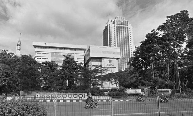 Daftar Lengkap Lembaga Pemerintah Non-Departemen (LPND) - bkpm build