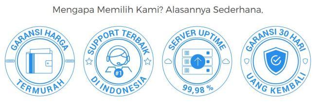 Niagahoster Solusi Hosting Indonesia Berkualitas untuk Blogger - fitur niagahoster