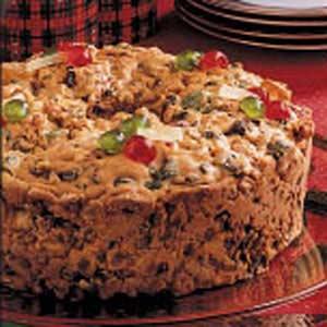 Resep Fruit Cake Favorit Anak-anak - fruit cake