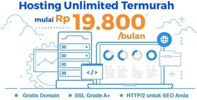 Memilih Web Hosting Murah Terbaik di Indonesia - hosting termurah