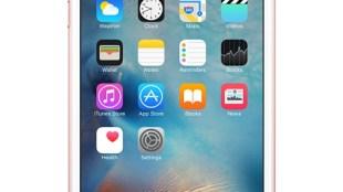 Spesifikasi dan Detail iPhone 6S - iphone 6s