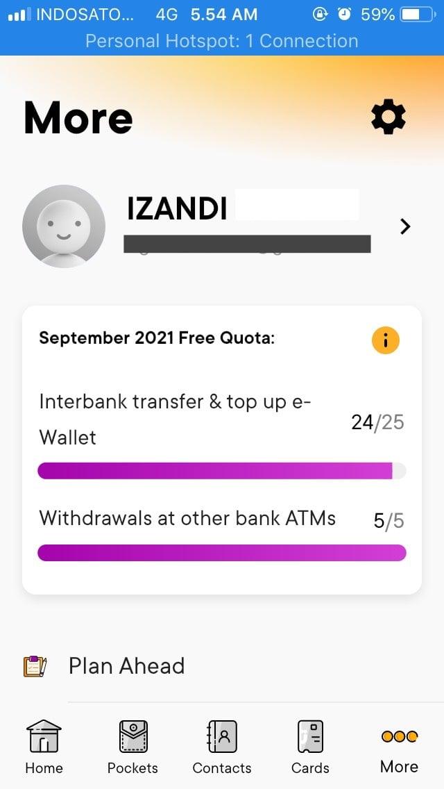 Review Bank Jago - Selamat Tinggal Jenius! - kuota gratis transfer atm bank jago