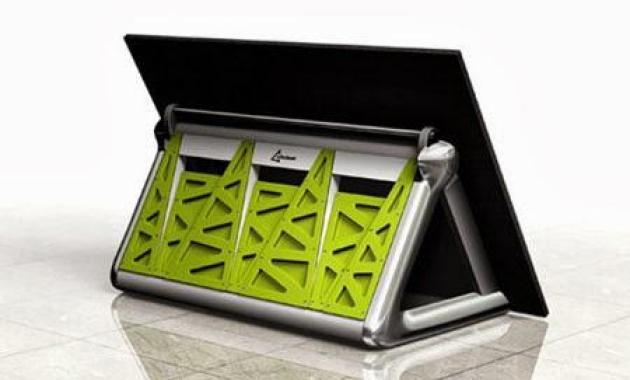Mengintip Deretan Meja Kantor dengan Desain yang Unik (Part 2) - meja anti gempa