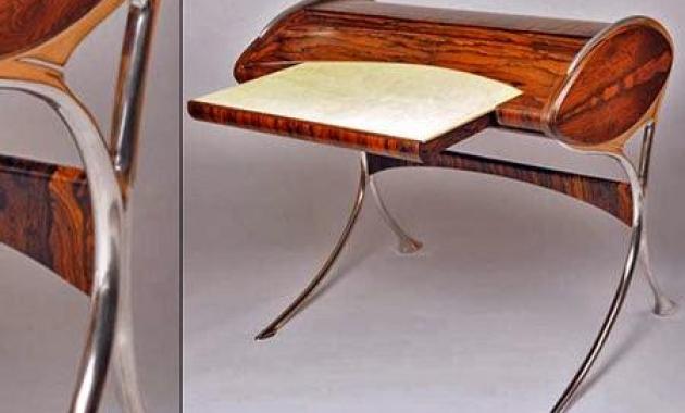 Mengintip Deretan Meja Kantor dengan Desain yang Unik (Part 2) - meja le orchidee