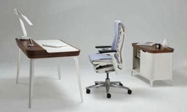 Mengintip Deretan Meja Kantor dengan Desain yang Unik (Part 2) - meja the airia