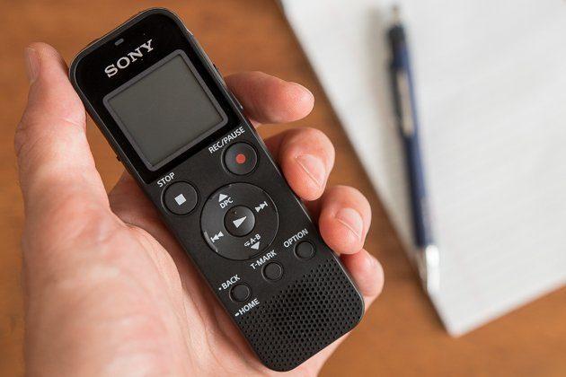 Cara Memilih Perekam Suara yang Bagus untuk Menunjang Aktifitas Pekerjaan Anda - perekam suara