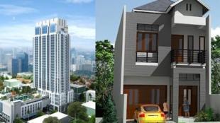 Menentukan Tipe Hunian Rumah Atau Apartemen - rumah atau apartemen