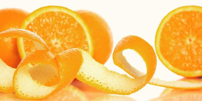Tips Memutihkan Kulit Tubuh dengan Bantuan Kulit Jeruk - scrub kulit jeruk untuk mencerahkan kulit