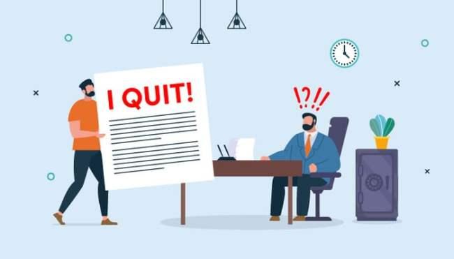 Contoh Surat Pengunduran Diri Karyawan - surat pengunduran diri