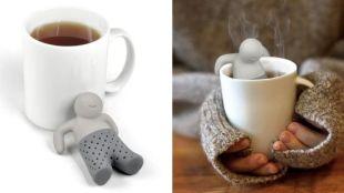 Dijual Tea Bag Filter dengan Desain Lucu dan Harga Murah - tea bag filter
